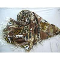 Quality Leopard Printed Acrylic Scarf (HP-C2000) for sale