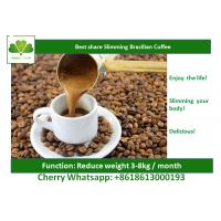 Buy cheap Speed Up Metabolism Herbal Slimming Tea Fat Burner 100% Brazilian Coffee Beans Extract product
