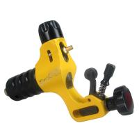 Quality Pro Prodigy Rotary Tattoo Machine Gun Shader and Liner Yellow for sale