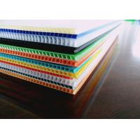 Quality Chemical Resistant Fluted Polypropylene Sheet Used In Corrosive Environments for sale