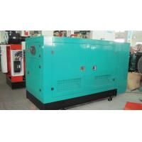 Quality 3 Phases Cummins Natural Gas Generator 50KW Soundproof 4 Lines for sale