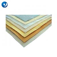 Quality Yuanchen Fiberglass Dust Filter Bag Fabric with PTFE Impregnation for sale