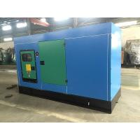 Quality 3 Phase 4 Pole Diesel Power Generator Water Cooled Generator 150KVA Standby Generator for sale