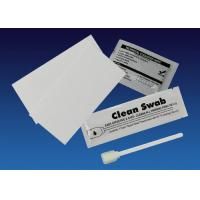 Quality EDI Secure / Datacard / Matica Magicard Cleaning Kit Clean Cards Wipe Swabs for sale