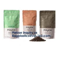 Buy Side Gusset Bag with Spout Flat Side Seal Bag with spout Retort Pouch Vacuum Packaging Fruit & Vegetable Packaging at wholesale prices