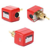 China Automatic Micro Paddle Type Flow Switch Waterproof Max 1.5Mpa Pressure on sale