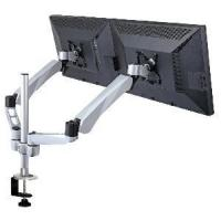 Buy cheap Dual LCD Adjustable Monitor Stand product