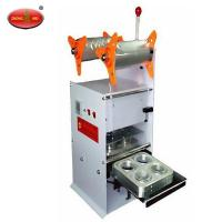 Quality NC4 Manual Plastic Cup Sealing Machine for sale
