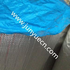 China Al/XPE/Al fire rated foil foam insulation board 4mm,1.35x22.25m/roll, all colors on sale
