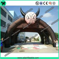 Quality Brown Promotional Inflatable Tent,Advertising Tent Inflatable,Inflatable Tunnel Tent for sale