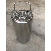 Quality Unique Ball Lock Cornelius Keg , Ball Lock Soda Keg 5 Gallon For Home Brew Soda Pepsi for sale