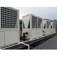 Quality Air Source EVI Heat Pump / Low Temp Classic Heat Pumps 72 Kw High COP For Hot Water for sale