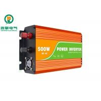 Buy DC To AC High Frequency Pure Sine Wave Inverter 500W Intelligent IC Control at wholesale prices