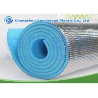 Quality Blanket Aluminium Foil Insulation Roll Flooring Underlayment For Building Construction for sale