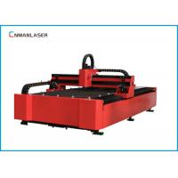Quality 1530 Water Cooling Automatic Adjust Focus 1000w Metal Laser Cutting Machine for sale