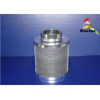 Buy cheap Stainless Steel Grow Room Carbon Filter Round For Greenhouse Ventilation product