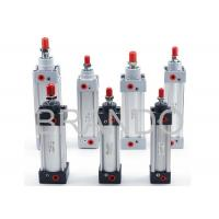 Quality Bore Diameter 32 40 50 Pneumatic Air Cylinders With High Temperature Resistant Seal Material for sale