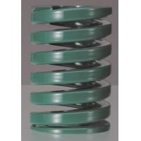 Quality Green mold springs DH40-60 , material of SWOSC-V , heavy load spring , small compression for sale