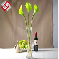 Quality Artificial Faux Home Decor PU Real Touch High Quality Mini Calla for sale