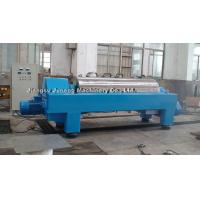 Quality Super Solid Bowl Decanter Centrifuge For Dewatering Requirements for sale