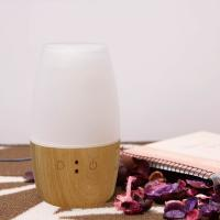China Home Antibacterial Ultrasonic Aroma Diffuser And Humidifier With LED Lights on sale