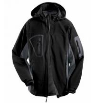 Quality Blank Outdoor Hooded Jacket , Lightweight Waterproof Hiking Jacket OEM Service for sale