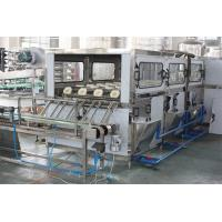 Buy cheap SS304 Aseptic 5 Gallon Water Filling Machine For Pure / Mineral Water 1.4 Kw product
