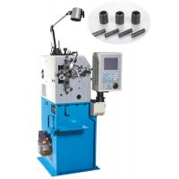 Quality Wire Diameter 0.1mm To 0.8mm High Speed Automatic CNC Spring Manufacture Machine for sale