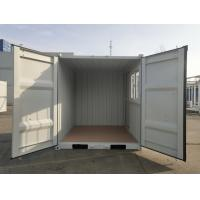 Quality High Strength Mini Shipping Container 8ft Easy Operation -40 °C To 70°C for sale