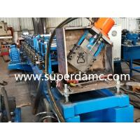 Quality 1.5mm metal storage shelf upright roll forming machine for light/medium/heavy duty for sale