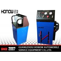 Quality Car Engine Fuel System Cleaning Machine Manual Control For Gasoline  / Diesel Vehicles for sale