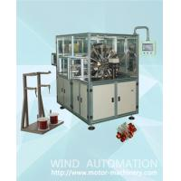 Quality Automatic Generator coil Wave winding machine for alternator stator coil winder for sale