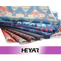 China Dri-release Yarn Direct Colorful Flower Digital Printing Cotton Polyester Fabric and Textile for Jacket Shirt Shots on sale
