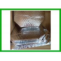 Buy cheap Waterproof Bubble Insulated Foil Bags For Food Cooler Packaging product