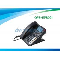 Buy cheap 4 SIP Conference POE IP Phone Headset Port 3 Line Alphanumeric LCD from wholesalers