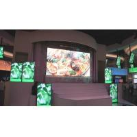 Quality Adjustable in angles full color indoor P4 stadium led display for sale
