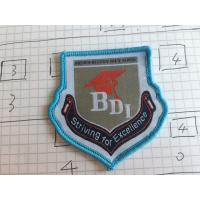 Quality cheap school uniforms wholesale embroidered custom patches primary school for sale