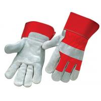China Leather Working Gloves on sale
