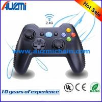 Quality Android IOS gamepad game controller PS3 game controller bluetooth controller for sale