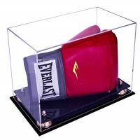 Buy Deluxe Acrylic Led Light Box , Custom Size Boxing Glove Display Case at wholesale prices