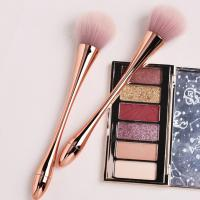 China Cosmetic Professional Synthetic Makeup Brush CNAS With Brush Bottle Customized on sale