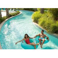 Quality Lazy River Prices Big Water Play Equipment For Theme Park , 12 Months Warranty for sale
