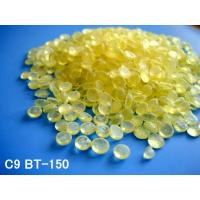 Quality Slightly Yellow Aromatic Resins C9 Hydrocarbon Resin BP- 150 For Printing Ink for sale