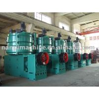 Quality oil press machine, sunflower seed oil press machine , oil processing line for sale