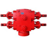 Quality large Ram BOP Blow Off Preventer installed in stacks to seal / control / monitor oil for sale