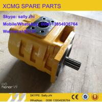 Quality XCMG  gear pump ,5002033, XCMG loader  parts  for XCMG wheel loader LW640G (16G0070234) for sale