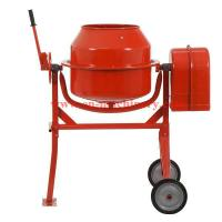 Quality Construction Machinery Garden Mini Concrete Mixer with Electric Motor for sale