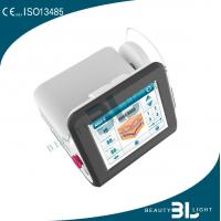 Buy 980nm Medical Diode Laser Vascular Removal Machine White And Grey at wholesale prices