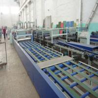 Quality Fiber Cement Board Making Machine , Magnesium Oxide Board Production Line for sale