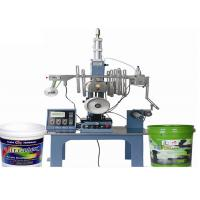 Quality 20L Paint Bucket Automatic Transfer Machine Inkjet Heat Printing for sale